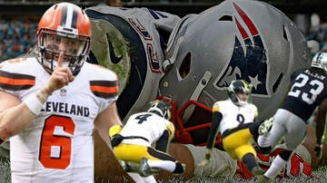 Outkick The Coverage with Clay Travis - Mark Schlereth Talks Beaming Baker, Sinking Steelers & Parched Pats