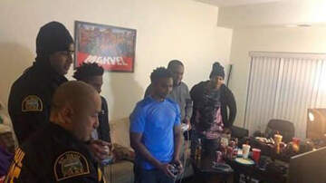 Weird News - Cops Respond To Noise Complaint, End Up Playing Video Games