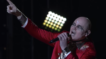 Music News - Smashing Pumpkins Bring 'Shiny and Oh So Bright' Songs to 'Kimmel': Watch