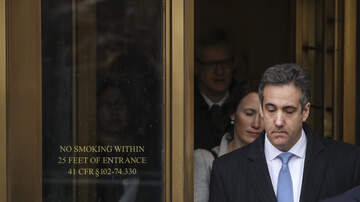National News - Michael Cohen Has Been Sentenced