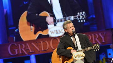 Charlie Munson - Randy Travis Honored For Helping The Troops