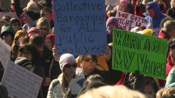 Local News - Supreme Court hears case on new Iowa union law