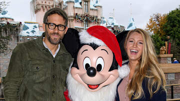 Mathew & Priscilla In The Morning - How Disneyland Gets Decorated Overnight For The Holidays