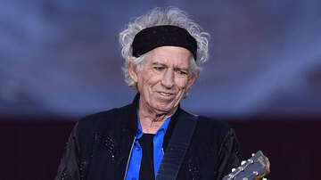 Rock News - Rolling Stones' Keith Richards Says He's Lost Interest in Booze