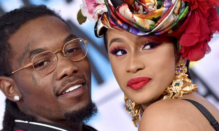 Trending - Offset Wants To Spend Christmas With Cardi B & Baby Kulture