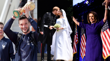 National News - Royal Wedding, World Cup & Elections Biggest News Stories of 2018