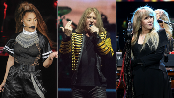 Entertainment - Janet Jackson, Def Leppard & More To Join Rock & Roll Hall Of Fame 2019