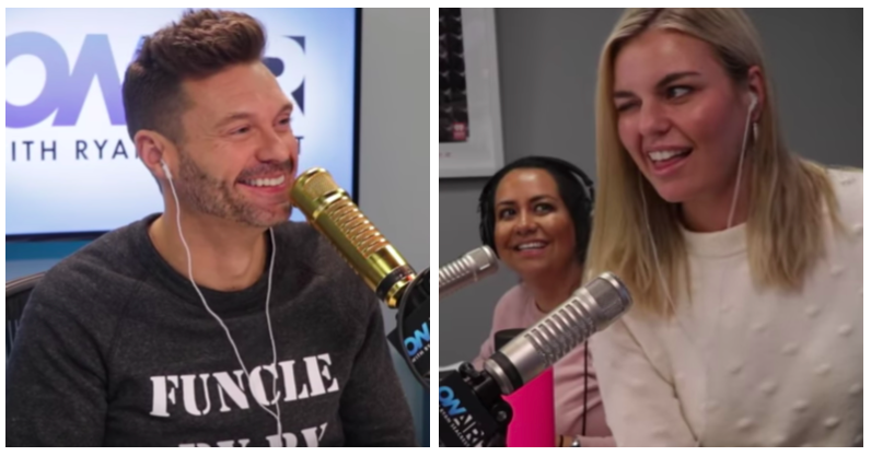 Tanya and Patty Hilariously Recall to Ryan How Tanya Tried to Flirt