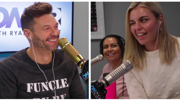 Ryan Seacrest - Tanya and Patty Hilariously Recall to Ryan How Tanya Tried to Flirt