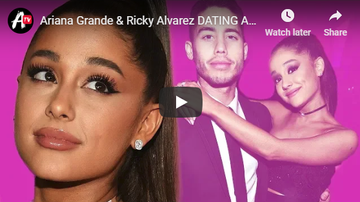 Trevor - Is Ariana Grande Getting Back With One Of Her Exes?