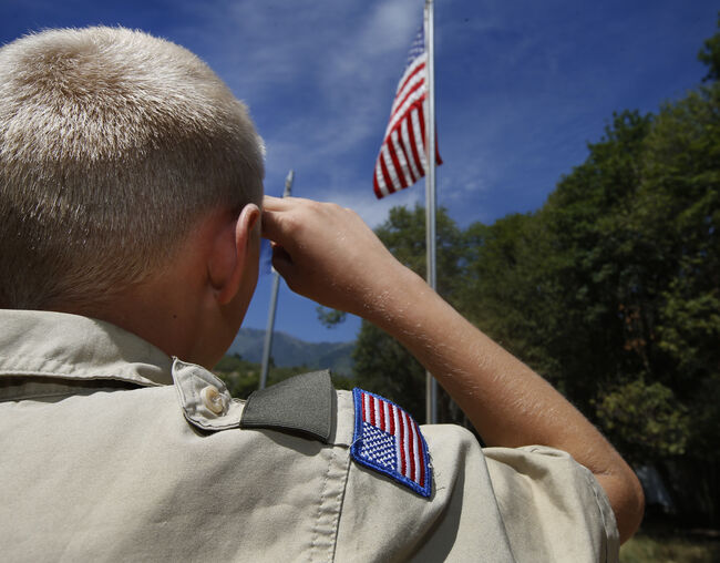 Boy Scouts of America push back against bankruptcy reports