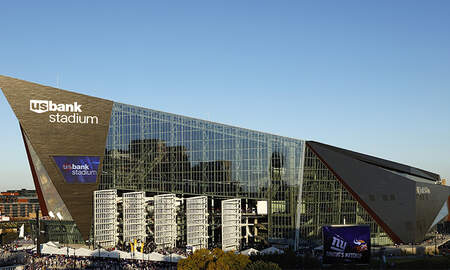 Sports Top Stories - Minnesota Vikings Fan Puts Team's Stadium Up For Sale On Craigslist