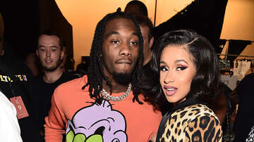 DJ A-OH - Offset Reportedly Wants to Be With Cardi and Kulture on Christmas