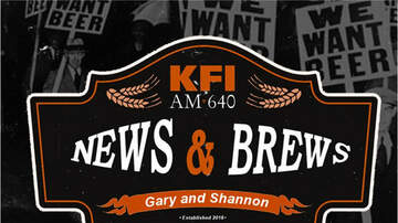 Gary and Shannon - (9/26) News and Brews at BJ's in Orange