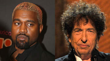 Trending - Kanye West Makes Public Statement Asking For A Meeting With Bob Dylan