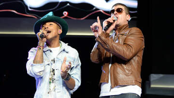 Music News - Robin Thicke & Pharrell To Pay $5 Million In Final 'Blurred Lines' Verdict