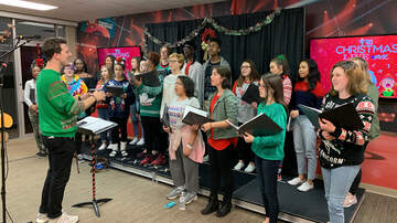Christmas Live - Stratford High School Performs