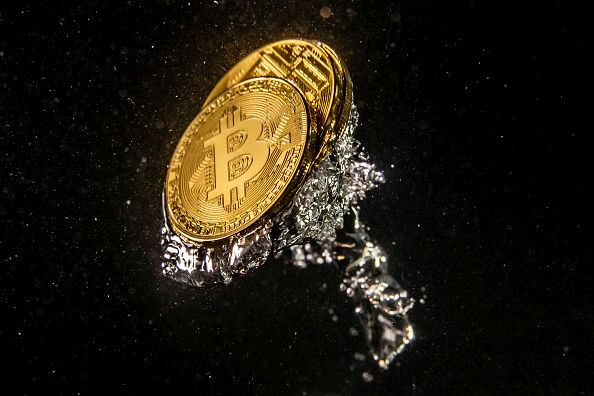 Bitcoins  Getty Images