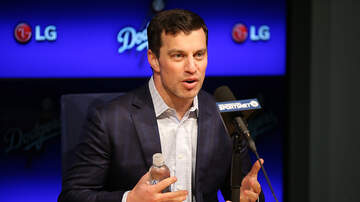 Dodgers Clubhouse - Andrew Friedman On Chase Utley: We Will Find A Way To Get Him On The Staff