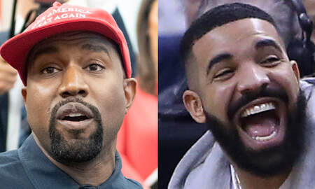 Trending - Kanye West Lashes Out At Drake In New Twitter Rant, Drake Responds