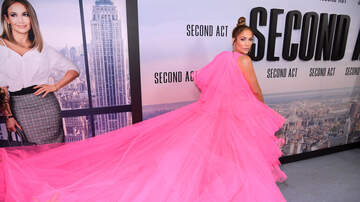 Nina Chantele - Jennifer Lopez Wears Stunning Dress To Movie Premiere