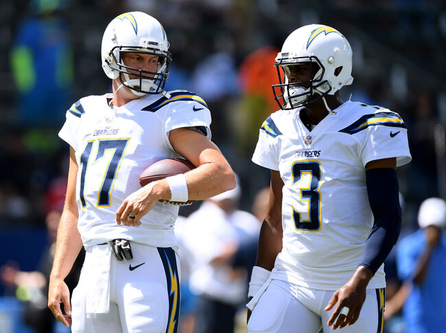 Chargers vs the chiefs
