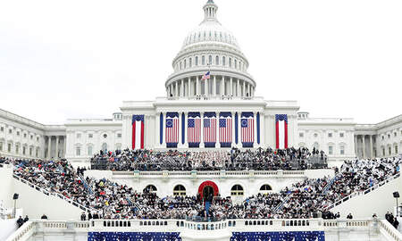 Politics - Federal Prosecutors Investigating Trump Inauguration Spending