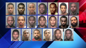 Qui West - Rap Video Leads To Arrest Of 20 Gang Members!
