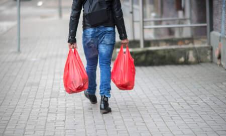 Local News - Boston Bids Long Adieu To Plastic Bags
