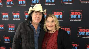 Big Country Christmas 2016 - Lisa Dent Catches Up with David Lee Murphy! #BigCountryChristmas