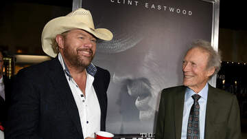 Bobby Bones - Toby Keith Details Meeting Clint Eastwood For The First Time