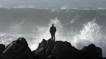 Local News - Monster Waves Prompt Warning To Avoid Beaches in Northern California