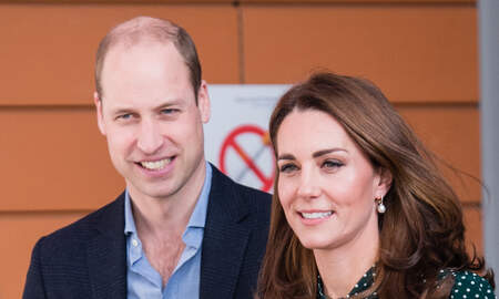 Entertainment News - Prince William And Kate Middleton Share Casual & Cute Christmas Card