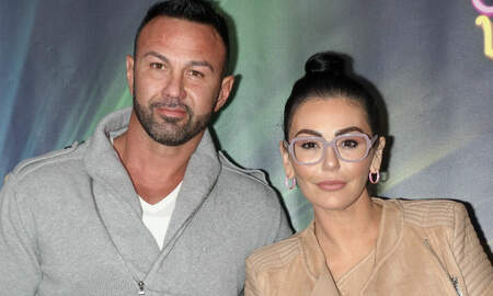 Entertainment News - 'Jersey Shore' Star JWoww Files Restraining Order Against Ex Roger Mathews