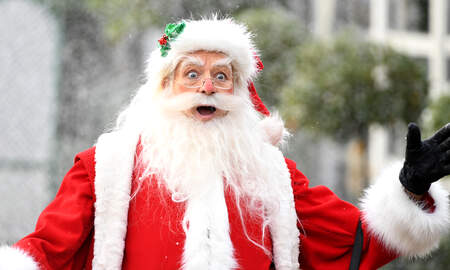 Trendy Topics - Santa Should Be Female Or Gender Neutral, Some Survey Takers Say