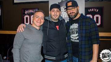 Tanner and Drew - PHOTOS: Bacon & Beer At Buffalo Wild Wings - 12/14/18