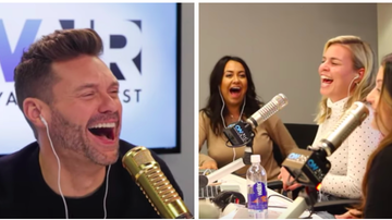 "Ryan Seacrest - Tanya Surprises Ryan With Personalized Remix of ""Thank U, Next"
