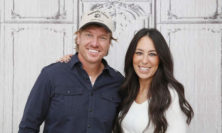 Music News - Why Joanna & Chip Gaines Had To Move Christmas Tree Into Their Bedroom