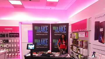Photos - 106.5 The Lake at T-Mobile in Lakewood on December 12th
