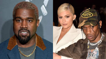 Trending - Did Kanye West Just Confirm Kylie Jenner & Travis Scott Are Married?