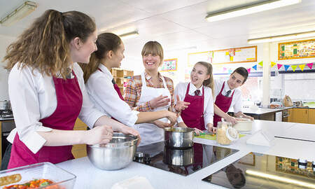 Weird News - High School Hosts 'Adulting Day' To Teach Kids How To Cook, Pay Bills