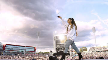 Entertainment News - Ariana Grande Planning a Special Manchester Show on Her 'sweetener' Tour