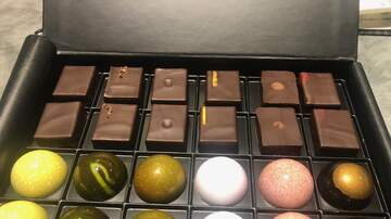 The Afternoon News with Kitty O'Neal - Friday Food Segment:  Ramon Perez with Puur Chocolat