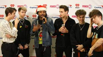 Jingle Ball - Moran Interviews Why Don't We