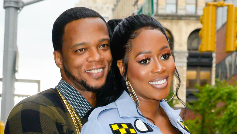 Remy Ma & Husband Papoose Welcome First Child Together