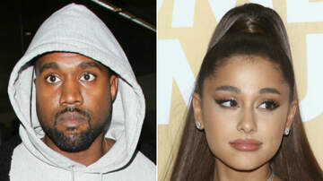 Entertainment News - Kanye Accuses Ariana Grande Of Using His Drake Feud To Promote Her Music