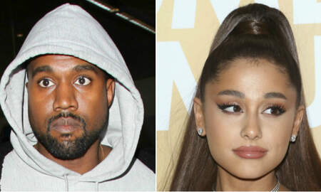 Trending - Kanye Accuses Ariana Grande Of Using His Drake Feud To Promote Her Music