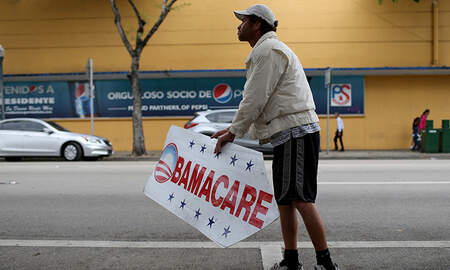 Politics - Federal Judge In Texas Rules Obamacare Is Unconstitutional