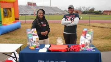 Photos - HIV Walk @ Lucy Laney Stadium 12/15/18
