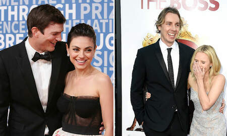 Entertainment News - Ashton and Mila Gave Kristen and Dax the Most Hilarious Christmas Gift Ever